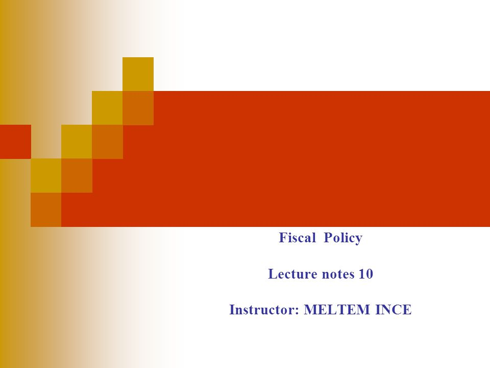 Fiscal Policy Fiscal policy is the use of the federal budget to achieve macroeconomic objectives, such as full employment, sustained long-term economic growth, and price level stability.