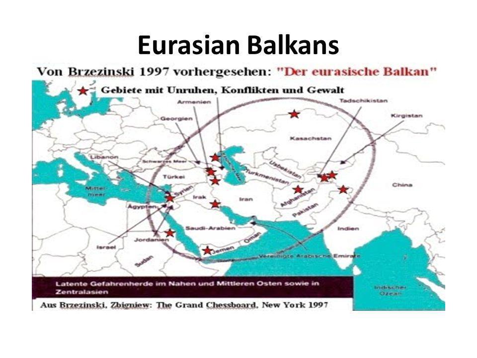 Eurasian Balkans