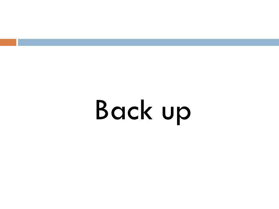 Back up