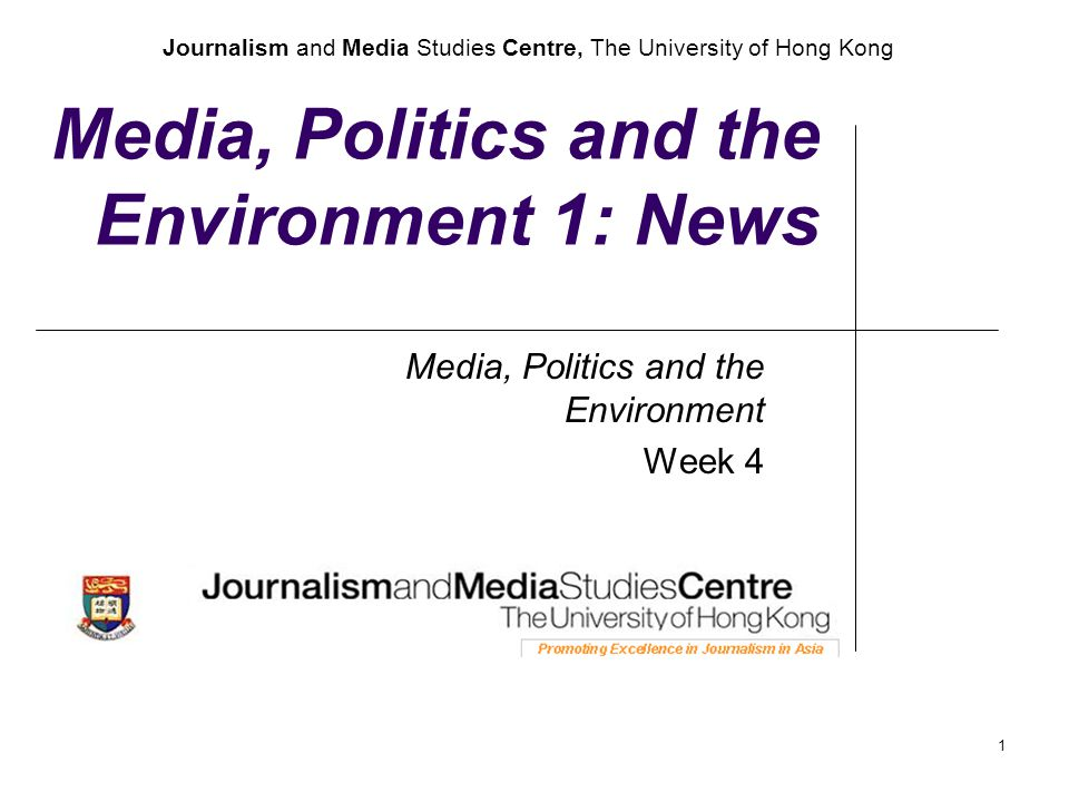 Journalism and Media Studies Centre, The University of Hong Kong 12 Based on experiment and observations, which are tested repeatedly.