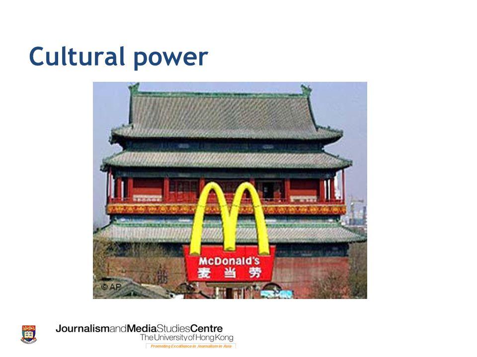 Cultural power