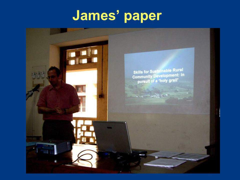 James' paper