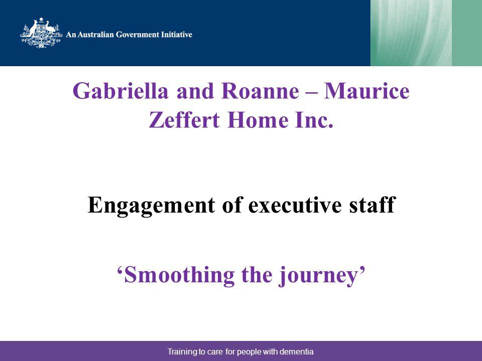 Gabriella and Roanne – Maurice Zeffert Home Inc.