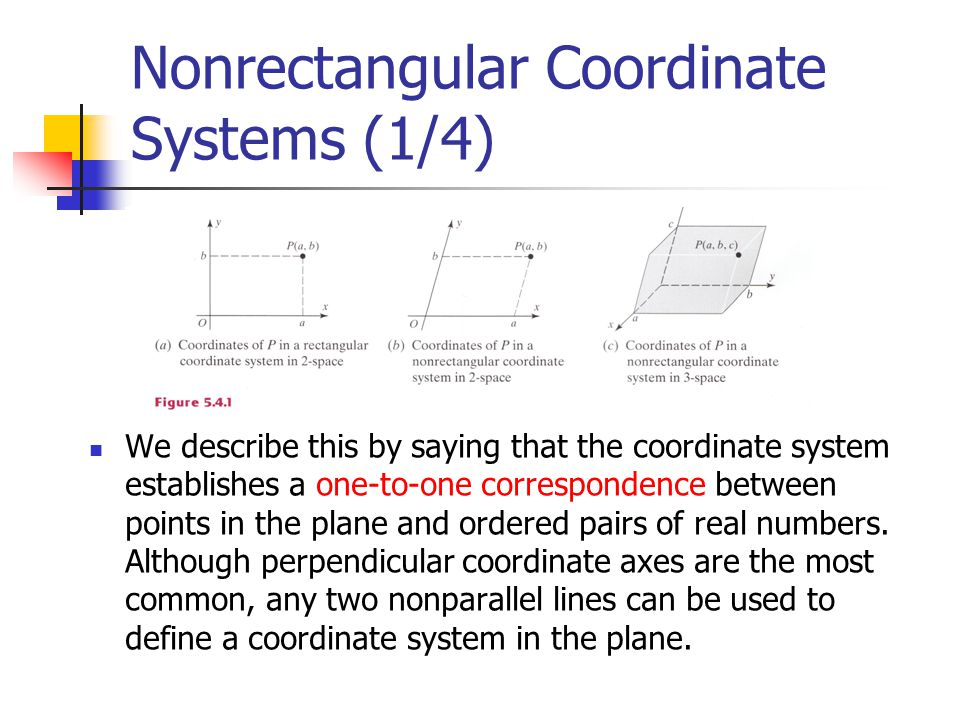Theorem 5.4.2 Let V be a finite-dimensional vector space and {v 1, v 2, …,v n } any basis.