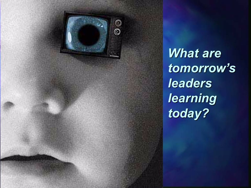 What are tomorrow'sleaderslearningtoday?