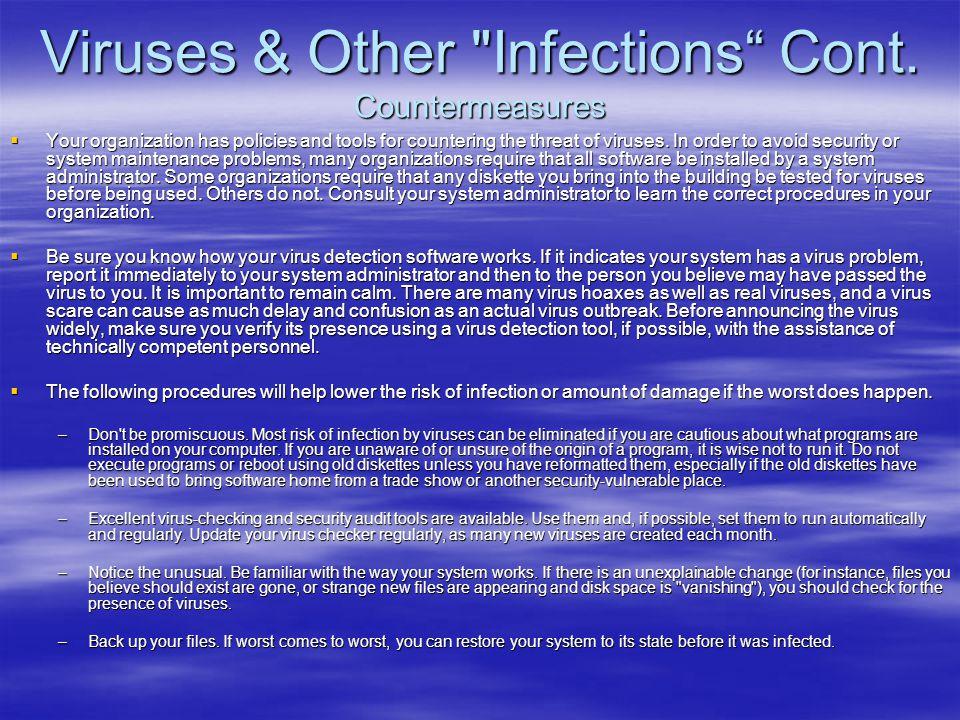 Viruses & Other