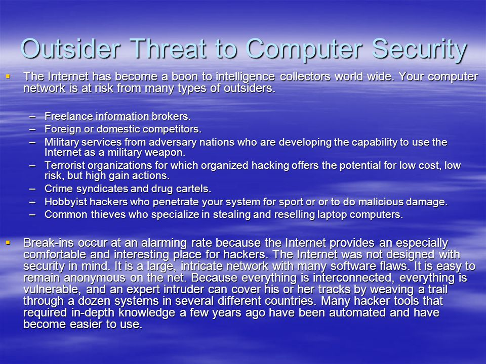 Viruses & Other Infections Cont.