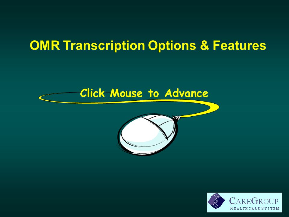 Transcription with a Template Continue Return to Table of Contents