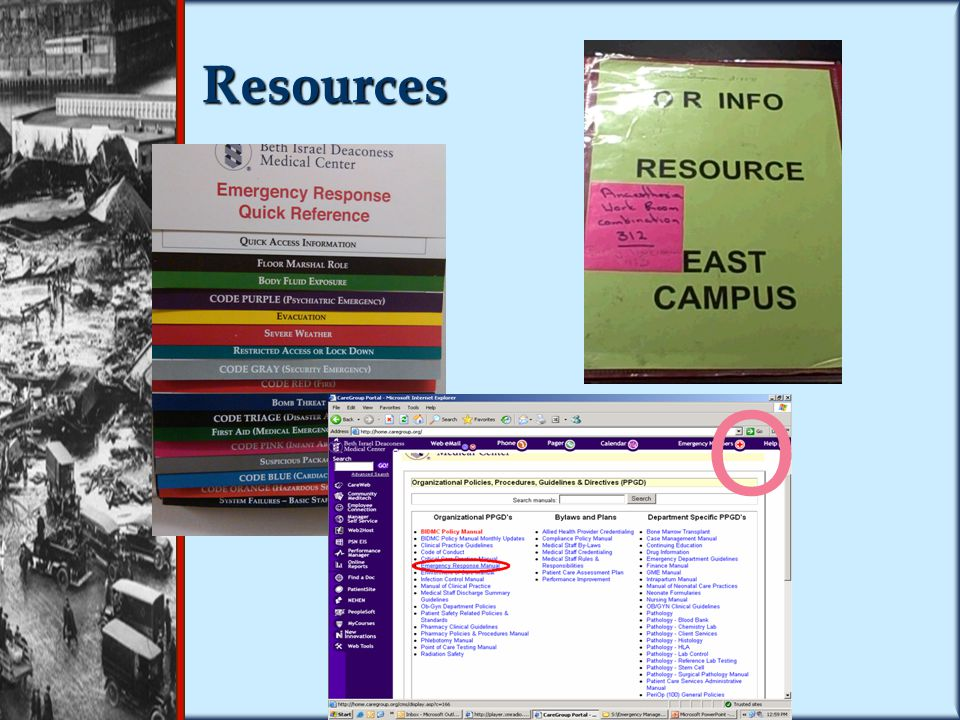 Resources O