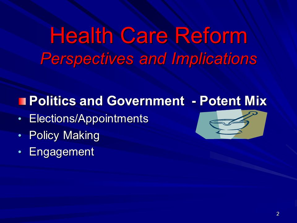 Federal Health Care Reform & Physician Payment Reform: A Physician Perspective Grand Rounds New England Baptist Hospital April 13, 2011 Alex.