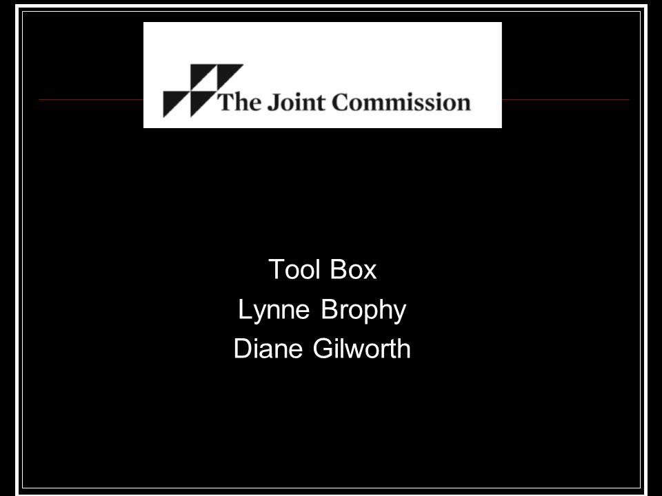 Tool Box Lynne Brophy Diane Gilworth