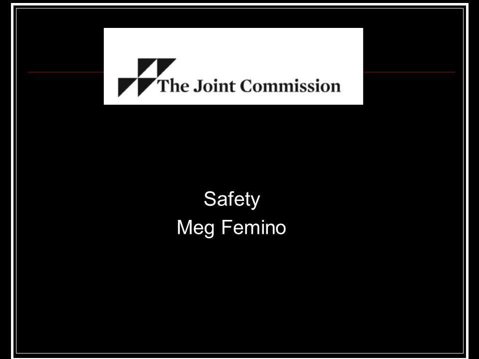 Safety Meg Femino