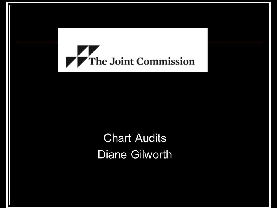 Chart Audits Diane Gilworth