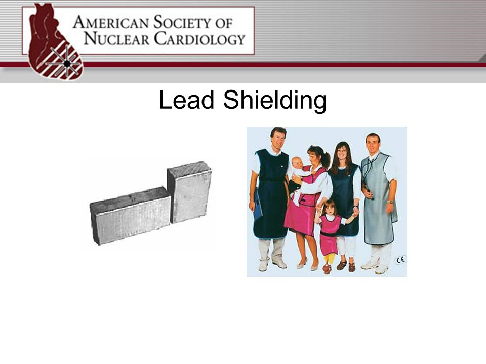 Lead Shielding