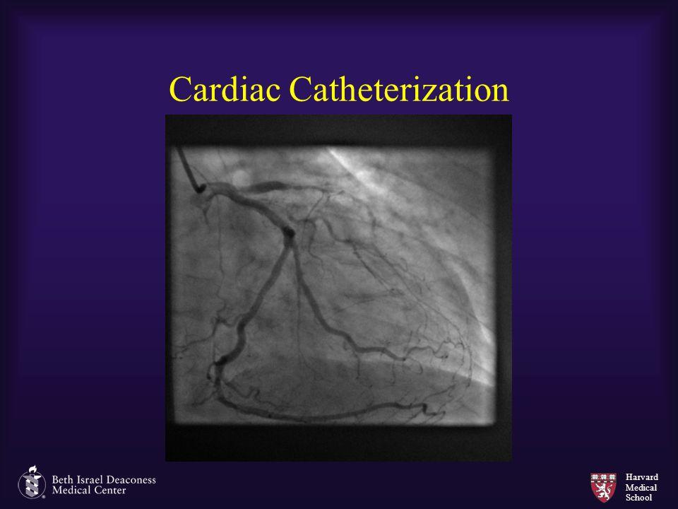 Harvard Medical School Cardiac Catheterization