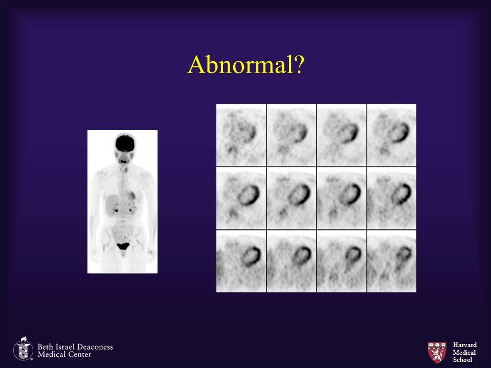 Harvard Medical School Abnormal?