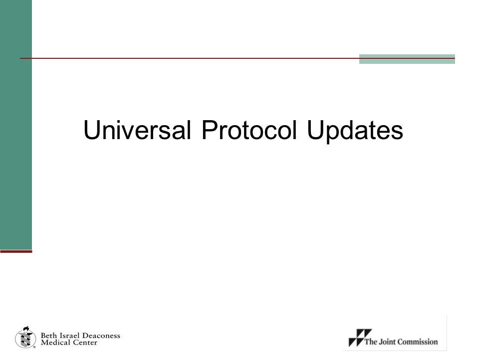 Universal Protocol Updates
