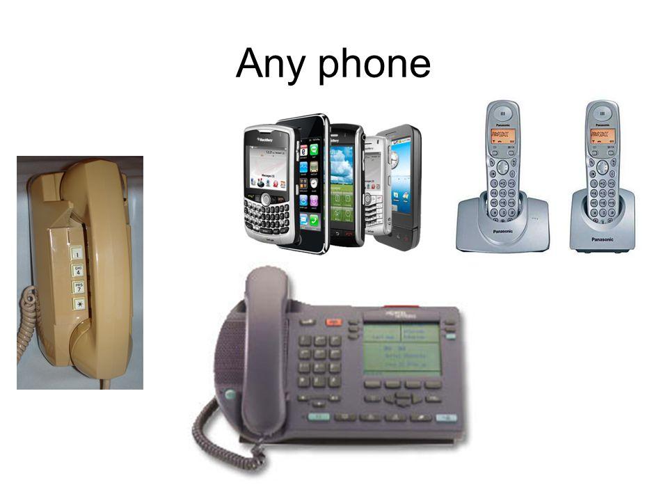 Any phone