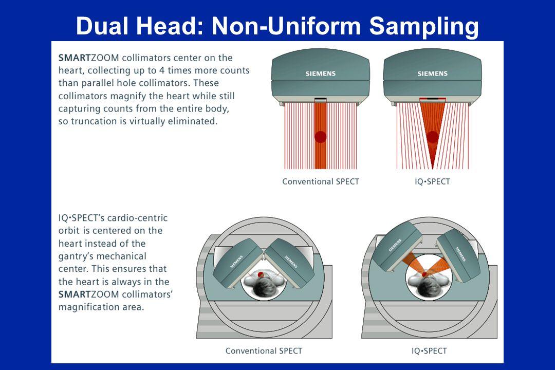 Dual Head: Non-Uniform Sampling