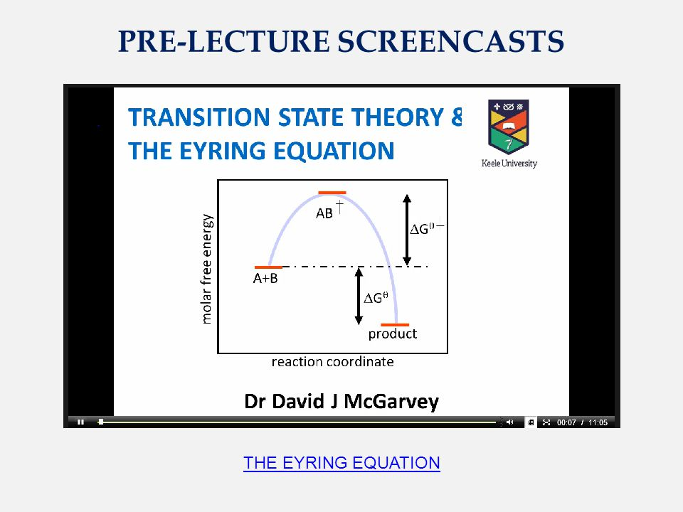 SCREENCAST: EFFECTIVE NUCLEAR CHARGE (~70 CHEMISTRY STUDENTS) Lecture 20/11 Class test 3/12 Exam 9/01