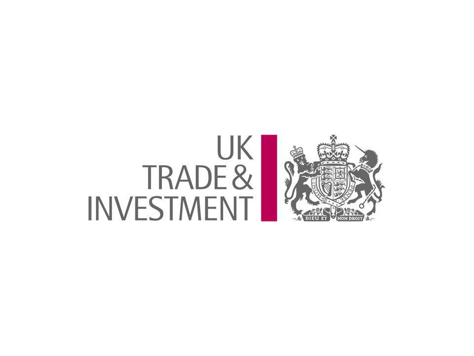 Stephen Metti Head UK Trade & Investment British Trade & Cultural Office Taipei