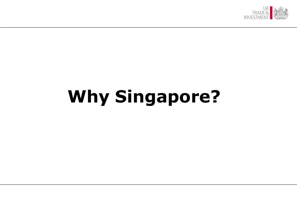 Why Singapore
