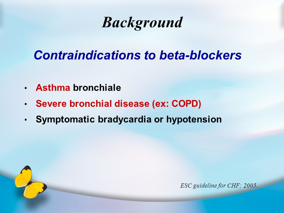 Objectives To assess the effect of cardioselective beta-blockers in patients with asthma or chronic obstructive pulmonary disease (COPD).