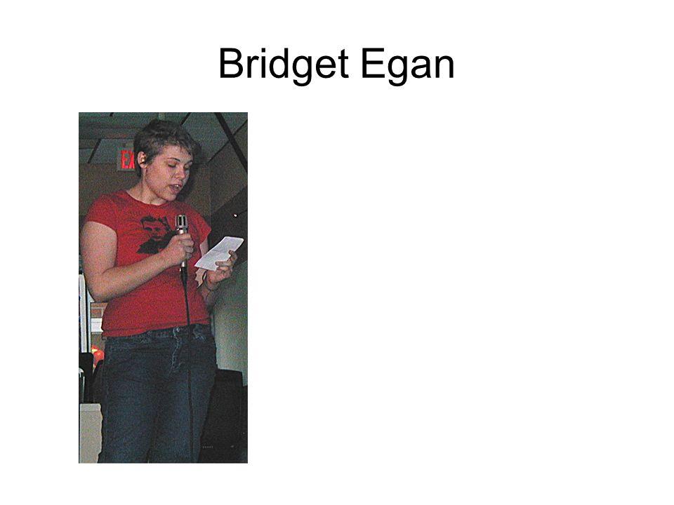 Bridget Egan