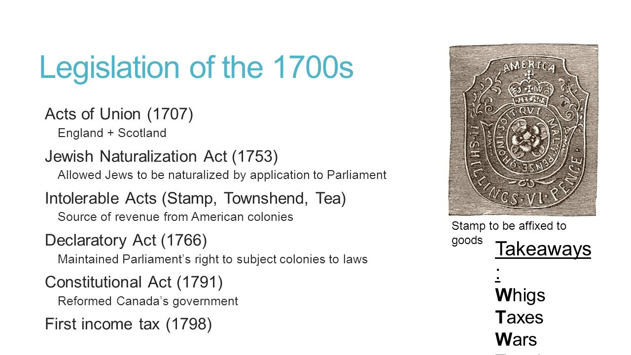 Legislation of the early 1800s Act of Union (1800) England + Ireland Slave Trade Act (1807) Abolished slave trade, but not slavery Return to the gold standard (1819) Followed silver, gold shortages of late 1700s Roman Catholic Relief Act (1829) Allowed Catholics to serve in Parliament—key in Catholic Emancipation Great Reform Act (1832) and Municipal Corporations Act (1835) Reformed UK electoral system by standardizing districts, increasing male suffrage Slavery Abolition Act (1833) Slavery illegal to practice within the British Empire Takeaways: Emancipation Electoral reform Partial male suffrage Dublin, Ireland in 1908 with Union Jack flags flying as part of UK (GB + Ireland)