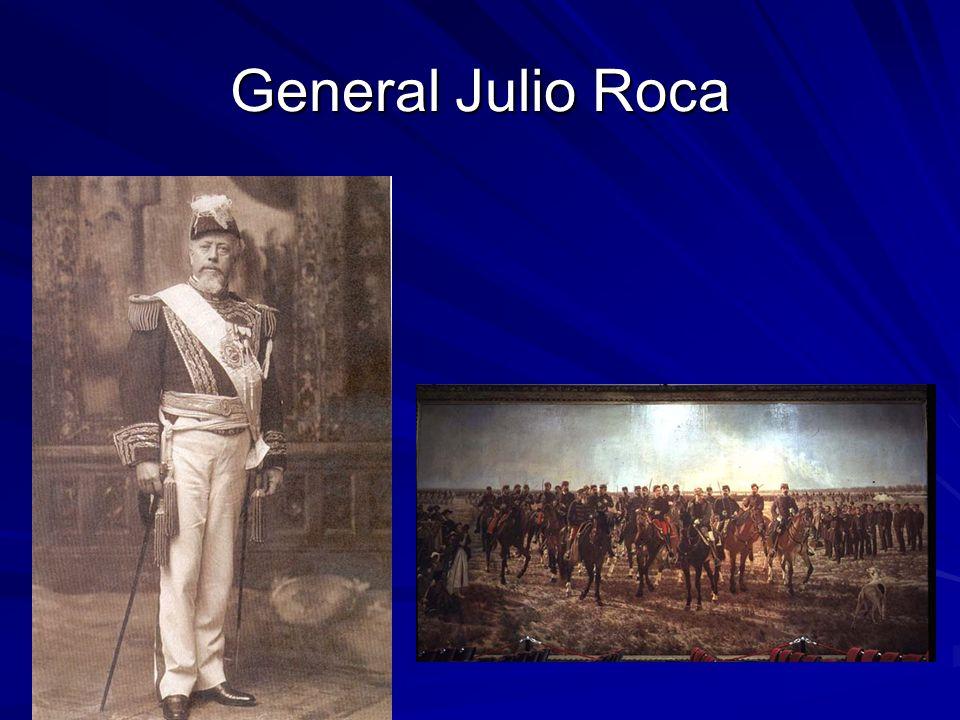 General Julio Roca