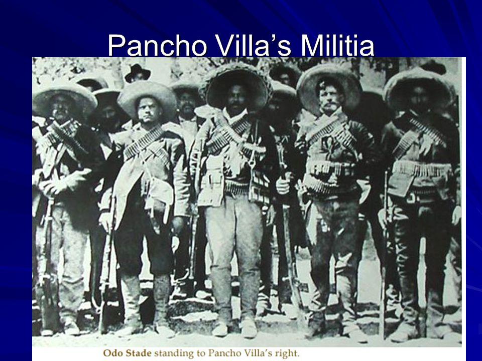Pancho Villa's Militia