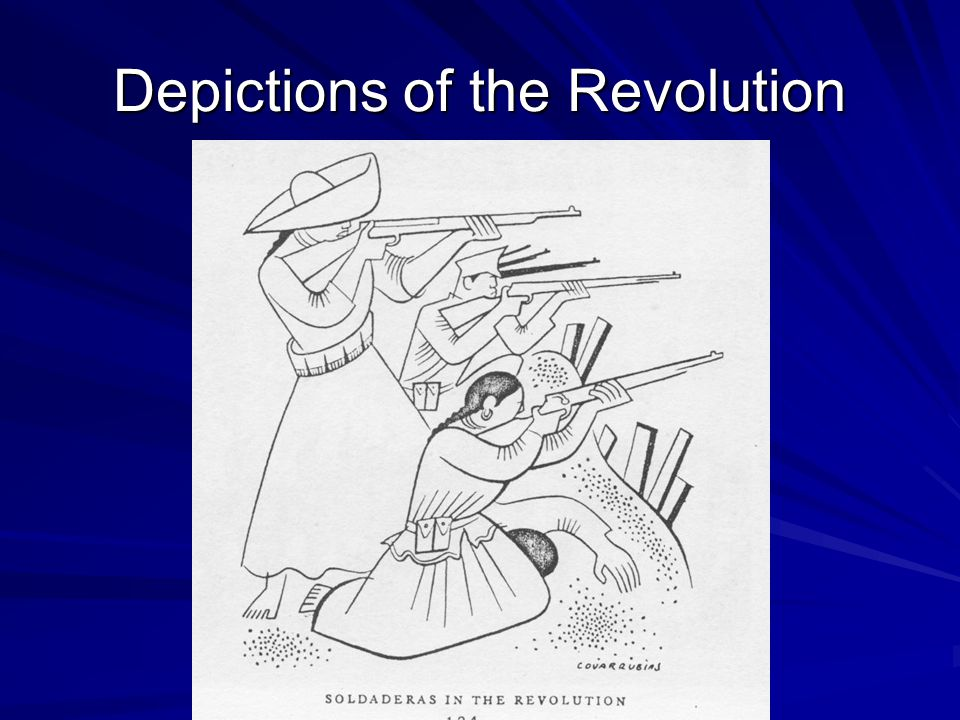 Depictions of the Revolution