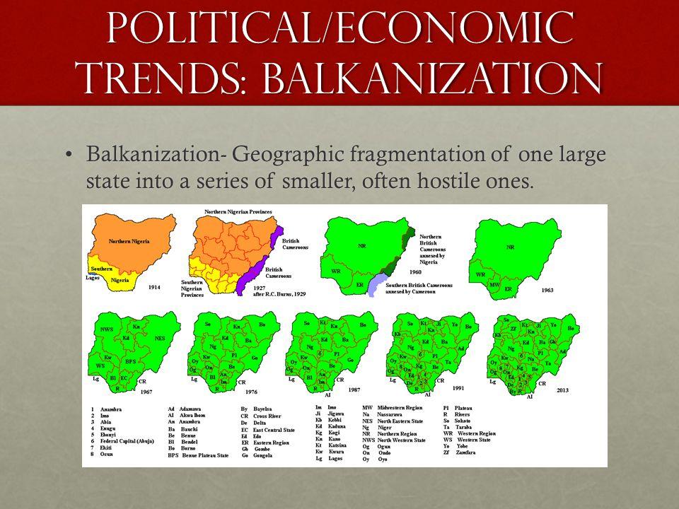 Military Rule: Abacha, 1993-1998 Short caretaker govt.