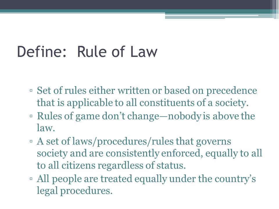 Mexico: Rule of Law Tradition: ▫Napoleonic code law tradition ▫Zedillo reforms: 1994  Supreme Court Judges: fixed 15 year terms to increase independence  Expanded judicial review powers of Supreme Court to declare acts of Congress and other federal actions unconstitutional by supermajority Measurements: ▫Freedom House: PR-2, CL-3 ▫World Bank Governance Percentile Rank: 29.7