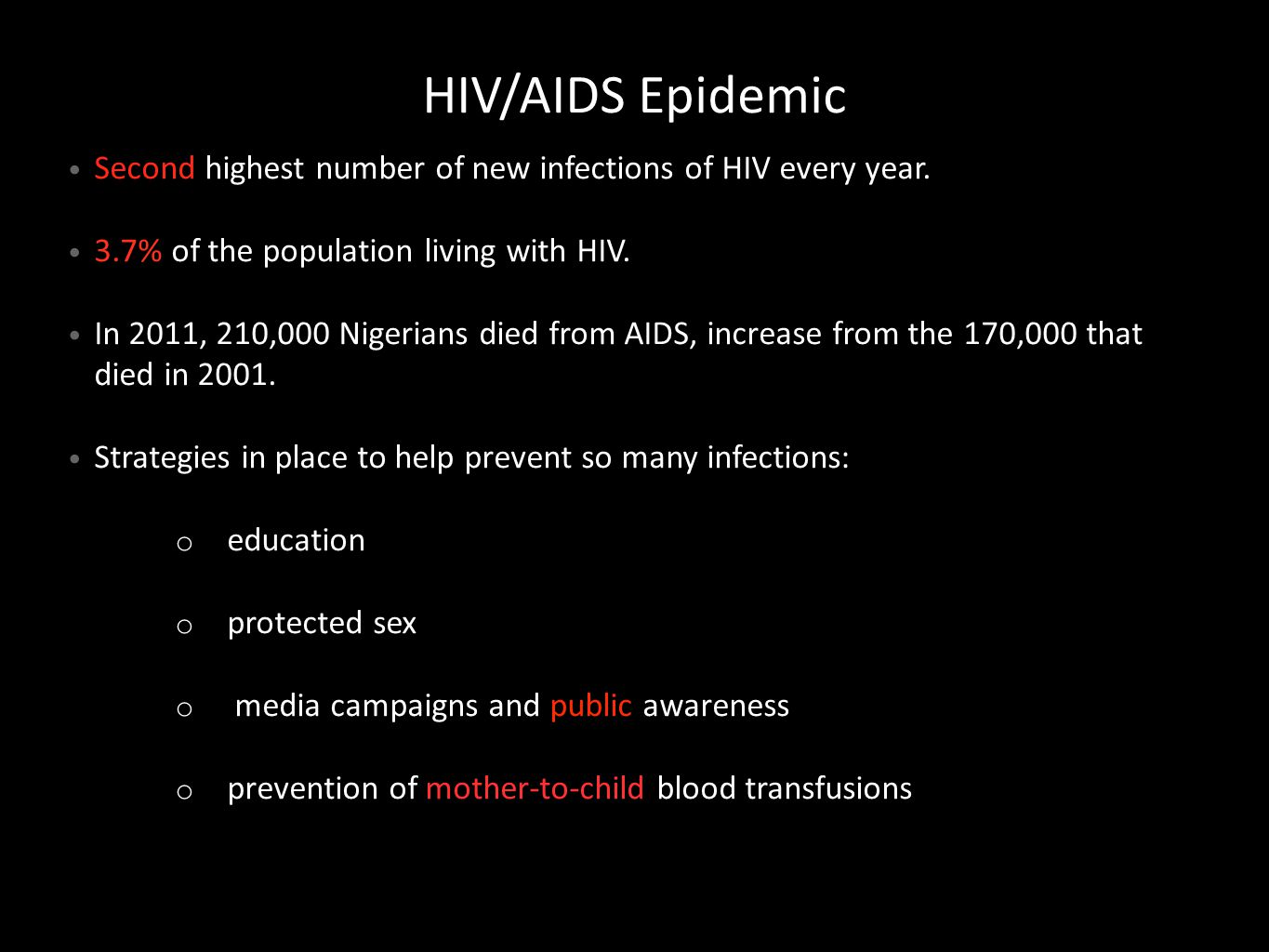 People Living with HIV/AIDS Worldwide