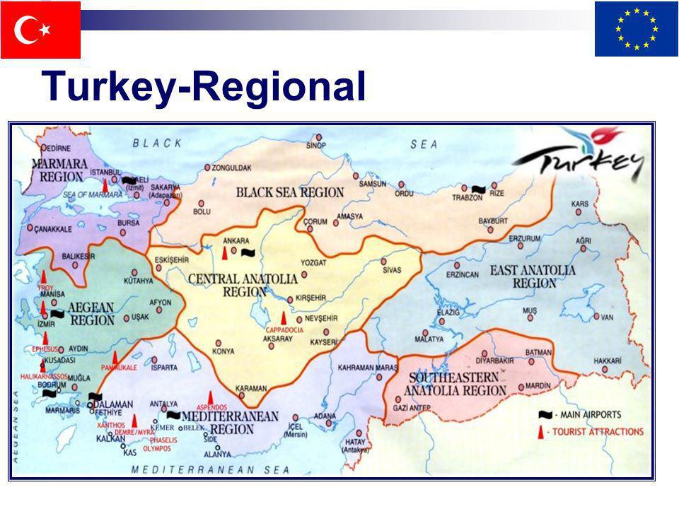 Turkey-Regional