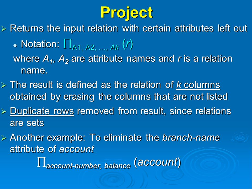 Result of  customer-name, branch-name (depositor account)