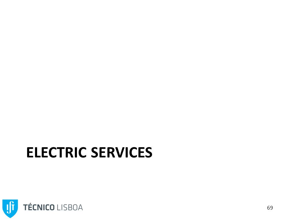 69 ELECTRIC SERVICES