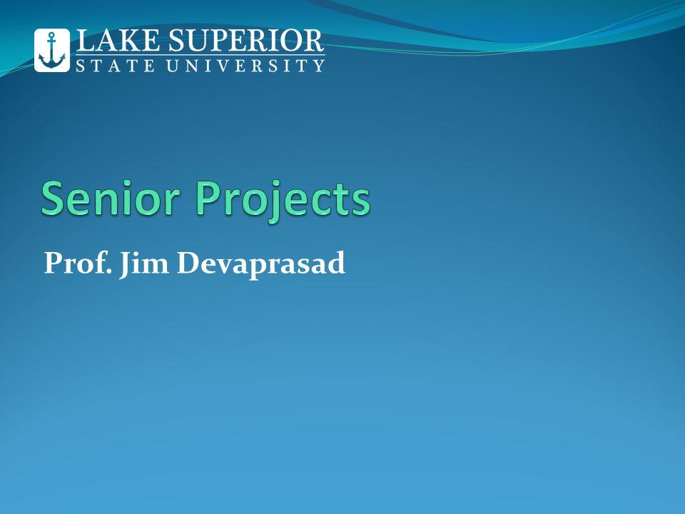 Prof. Jim Devaprasad