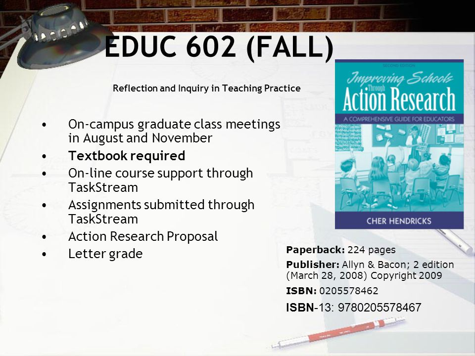 EDUC 480 Seminar Bi-weekly meetings (or as scheduled) to discuss current issues in teaching and learning (2 hours every other week) Seminar-style Area-wide meeting places Letter grade