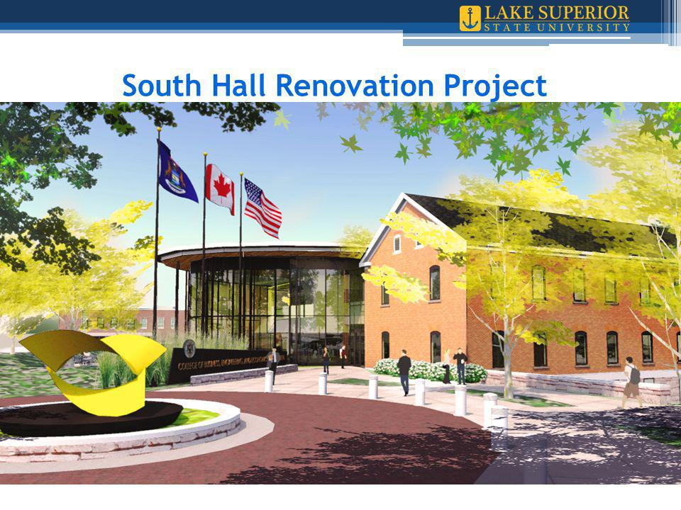 South Hall Renovation Project