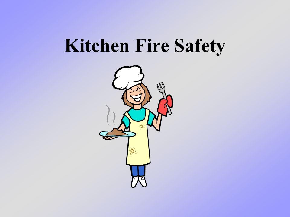 Kitchen Fire Safety
