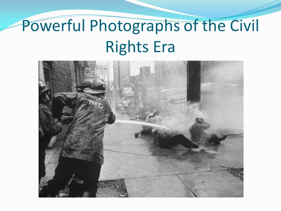 Powerful Photographs of the Civil Rights Era