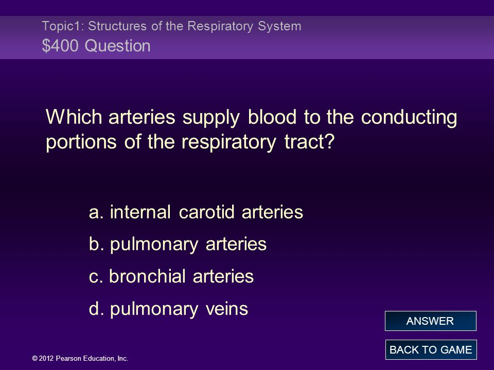 © 2012 Pearson Education, Inc.How is inspiratory capacity calculated.