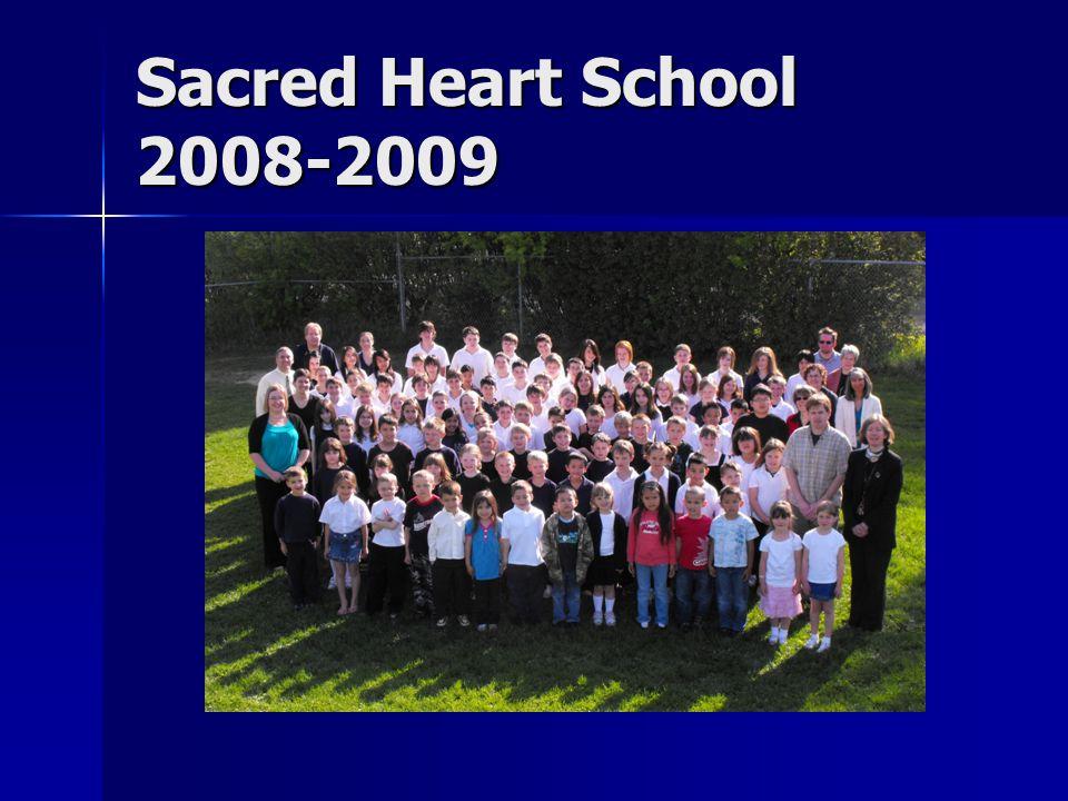 Sacred Heart School 2008-2009