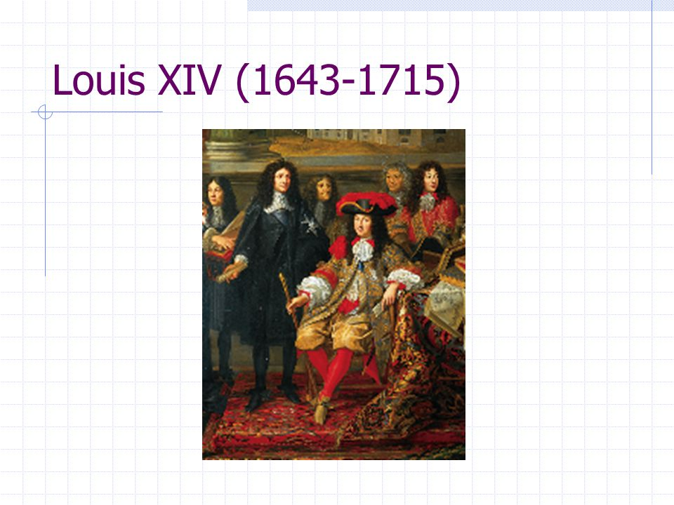 The Rise of Absolute Monarchy in France Louis XIV becomes king in 1643 Cardinal Mazarin in charge during his minority Mazarin continues policy of Rich