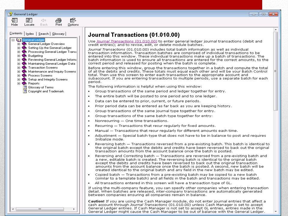 SSi Microsoft Dynamics SL Tips & Tricks