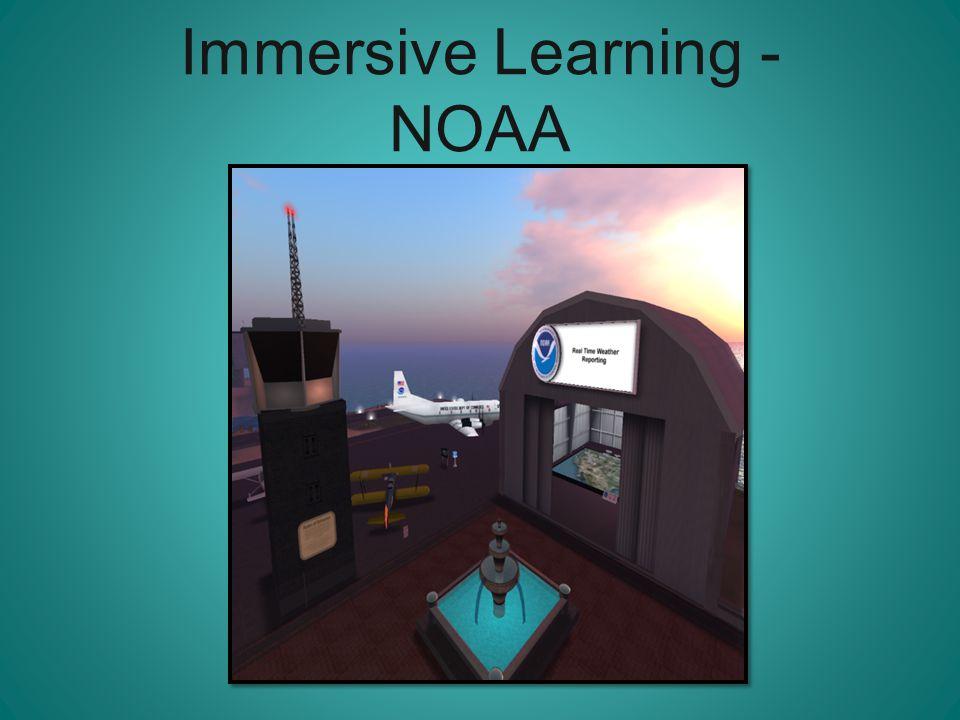 Immersive Learning - NOAA