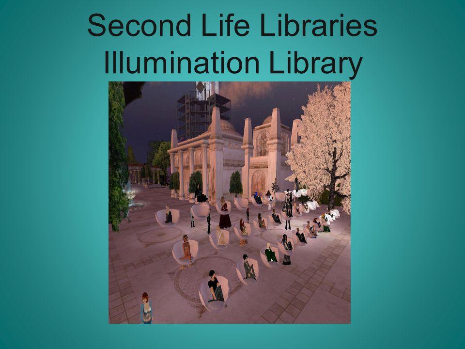 SL Promotes Collaboration ALA Virtual Worlds & Communities Member Interest Group