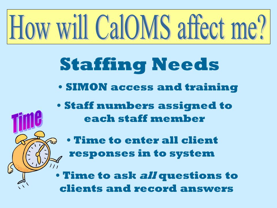 CADDS Client Episode Summary PADS Questions will incorporate ASI questions and will double as assessment tool